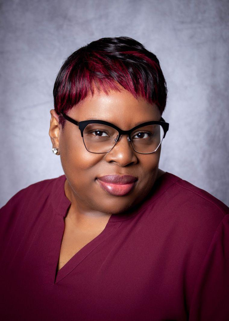 Shekeemia Jones, M.S., HRM